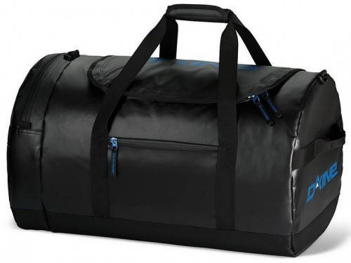 Прочная сумка для путешествий Dakine 8300011 CREW DUFFLE 50L 2014 black, 610934762204