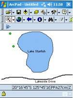 Полевое программное обеспечение Trimble GPScorrect