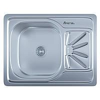 Мойка кухонная Imperial 5062 декор (0.6 mm)