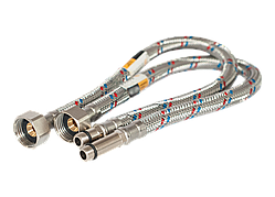 Шланг для змішувача пара М10х1/2 0,3 м EPDM ASCO Armatura