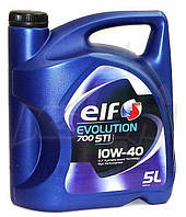 Масло моторное ELF Evolution 700 STI 10W40 (5л)