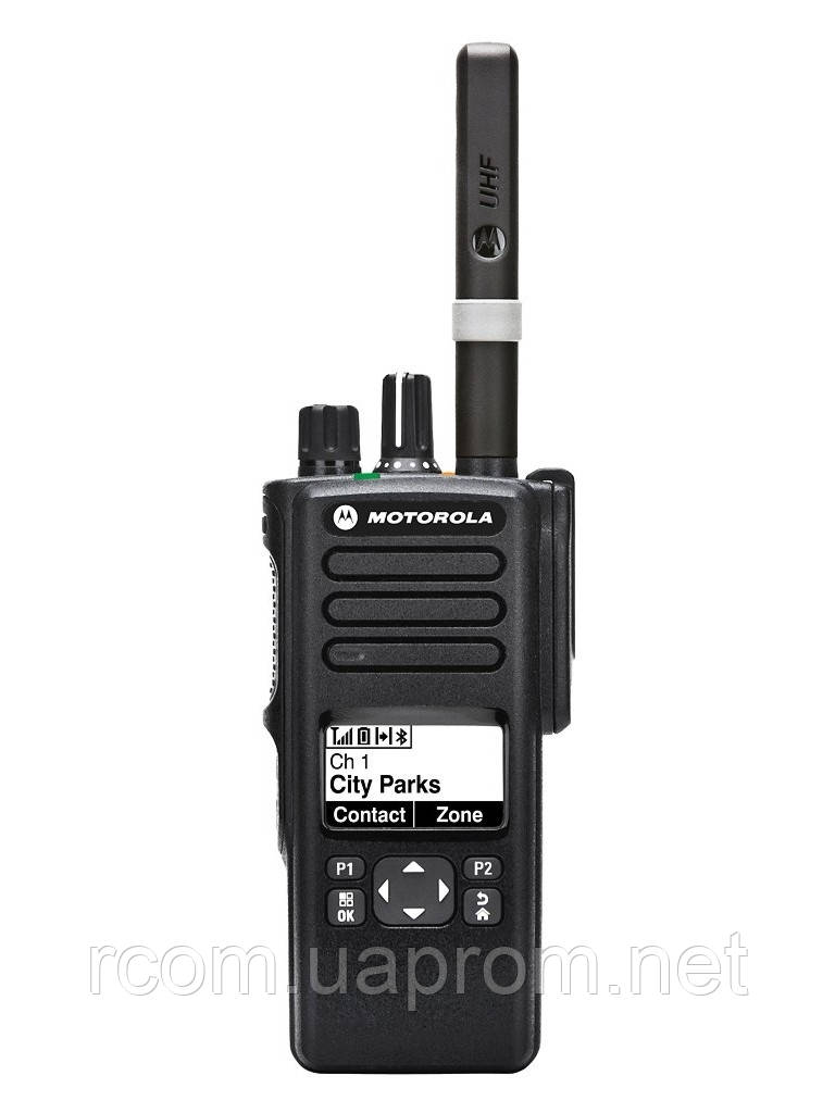 Motorola DP4600 136-174 5W LK PBE302F