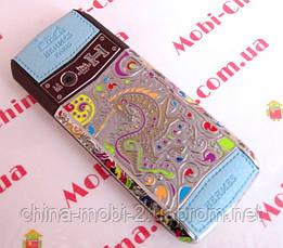 Копия Vertu Herems C19, 1Sim  - стильный женский телефон, фото 3
