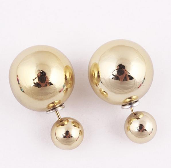 Серьги Pearls