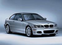 Ветровики BMW 3 Series E46 2003-2005 Combi