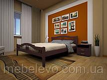 Односпальная кровать Юлия 90 ТИС 905х980х2085мм  , фото 2