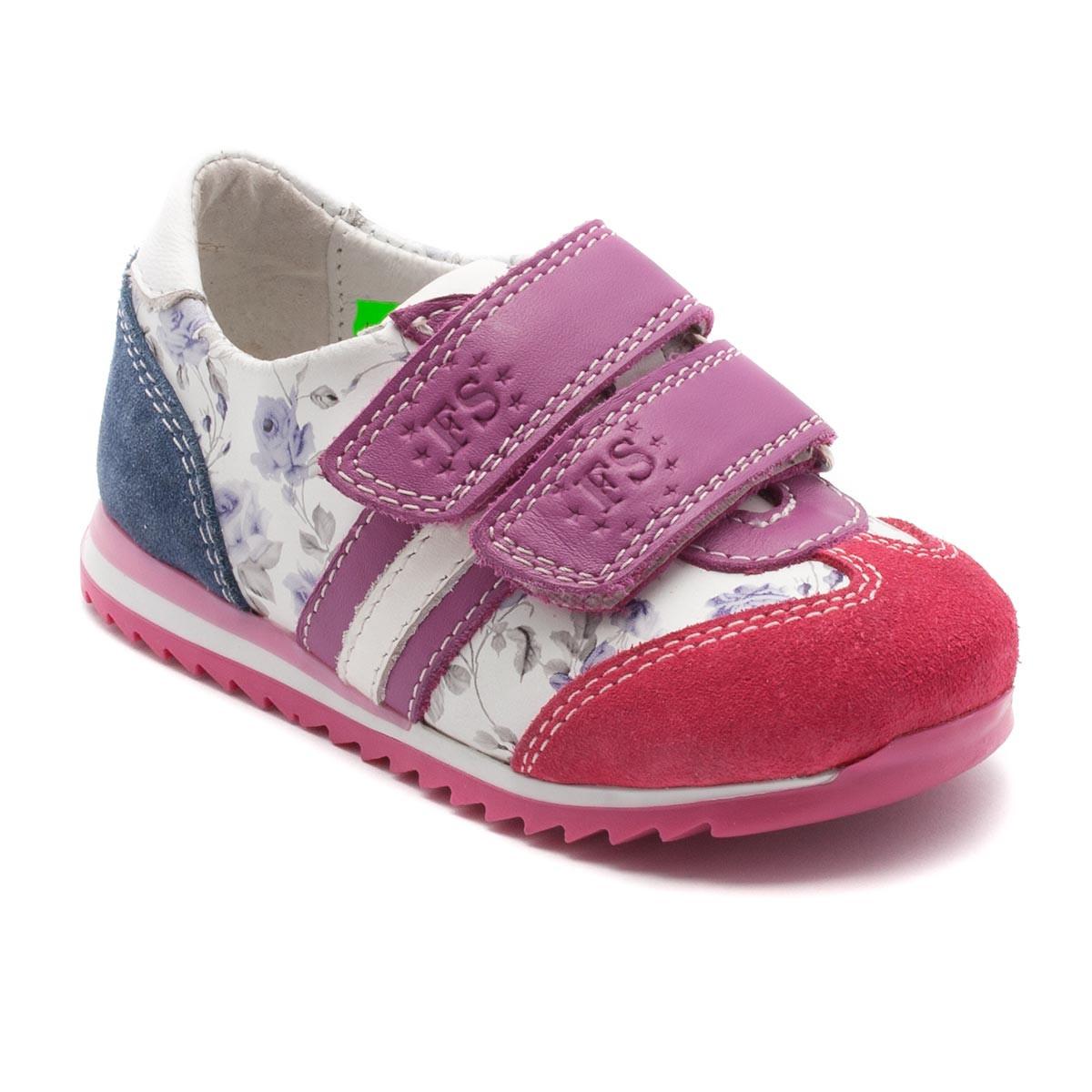 3c0f7c3a Кожаные кроссовки FS Сollection для девочки, ортопедические, размер 20-30 -  Детская обувь