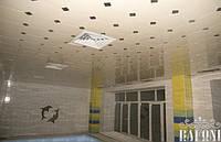 Потолки в бассейн