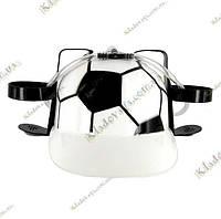 Шлем для пива Футбол, фото 1