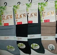 Носок мужской Z&N бамбук Цвет ассорти Размер 40 44