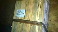 Отправка перевозчиком одинарного мембранного пресса, в деревянном ящике.