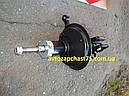 Амортизатор (стойка левая, масляная) ВАЗ 1118  Калина, производитель СААЗ, Россия, фото 3