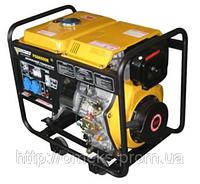 Трехфазный дизельный генератор FORTE FGD6500E3 BPS
