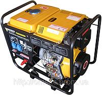 Сварочный генератор дизельный  FORTE FGD6500EW BPS