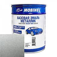 Автоэмаль 626 Мокрый асфальт (MOBIHEL) 1л металлик