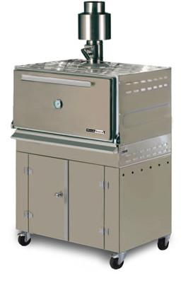 Печь на древесном топливе Josper HJX45L (Inox)