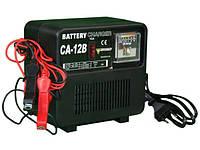 Однофазное портативное зарядное устройство для аккумулятора Forte CA-12B