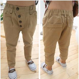 Детские штаны на пуговицах , фото 2