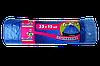 Мусорные пакеты с завязками синие 35 л 15 шт  Добра Господарочка, фото 2