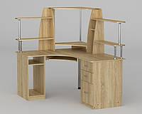 Стол компьютерный СУ 11 угловой, фото 1