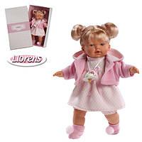 Кукла Llorens Мария 33 см Испания. Прямые поставки