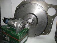 Комплект переоборудования двигателя МТЗ-82 под стартер