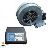 Комплект автоматики для котла на твёрдом топливе Kom-Ster Tigra+WPA120