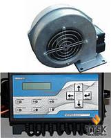 Комплект автоматики для котла на твёрдом топливе Kom-Ster Negros+WPA120