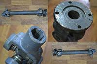 Вал карданый подъема кузова L=540 19911430091 HOWO