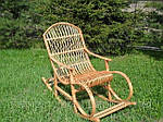 Как подобрать кресло-качалку из лозы