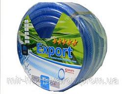 Шланг поливочный Evci Plastik Экспорт Ø6 (50 м)