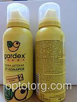Гардекс пенка для детей от комаров 75мл