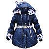 Куртка-плащ на весну з Міккі-Маусом для дівчинки 92-98, фото 2