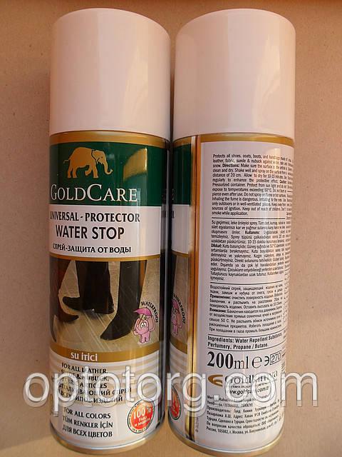 Спрей водоотталкивающий Голд Каре Gold Care бесцветный