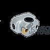 Кріплення ручки велике алюмінієве з гумкою бензокоси