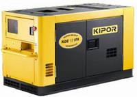 Электростанция KIPOR KDE19STA 14,4 кВт, бак 38 л BPS