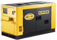 Электростанция KIPOR KDE19STA с бл. авт. 14,4 кВт, бак 38 л BPS