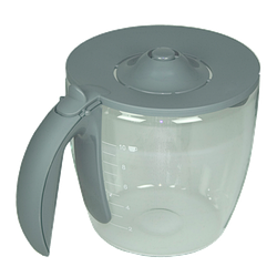 Стеклянная колба для кофеварок TKA6021V, TKA6024V, TKA6024, TKA6028 00647067