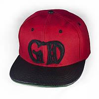 Бейсболка BIGBANG GD красная