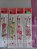 Пилки для натуральных ногтей SALON PROFESSIONAL 180/240