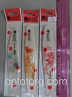 Пилки для натуральных ногтей SALON PROFESSIONAL 150/220
