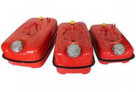Канистра металлическая 10 литров красная BPS