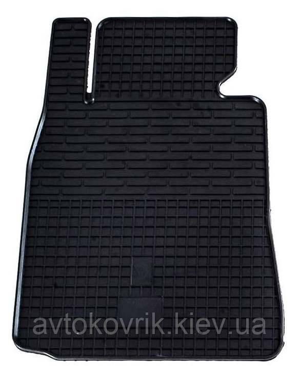 Резиновый водительский коврик в салон BMW 5 (E39) 1995-2003 (STINGRAY)