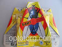Средство от мух Байт оптом средство от мух 5 гр