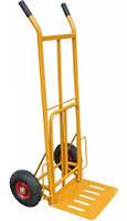 Ручная тележка Forte НТ1827, грузоподъемность 250 кг, колесо 10'*3.5*4, 14,8 кг BPS