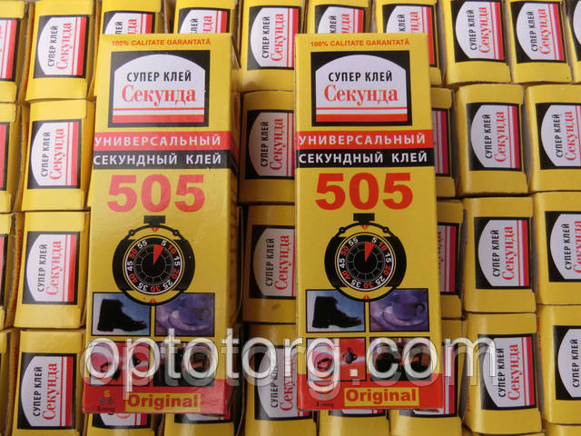 """Клей 505 оптом - Интернет-магазин """"Optotorg"""" (095)857-60-83 в Одессе"""