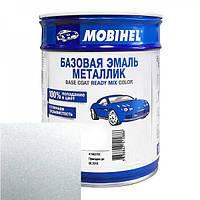 Автоэмаль 640 Серебряная (MOBIHEL) 1л металлик