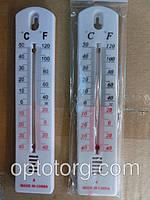 Термометр градусник на окно наружно-комнатный