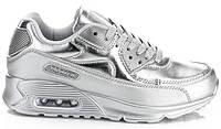 Женские кроссовки CLIFTON silver