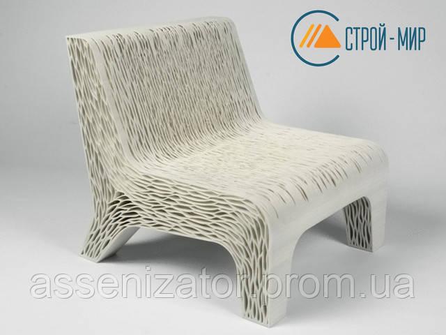 С помощью 3d-принтера можно напечатать удобную и красивую мебель.